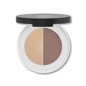 Zestaw do brwi Eyebrow Duo Light - Lily Lolo
