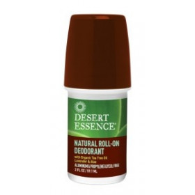 Natural Roll-On Deodorant 59 ML - Desert Essence