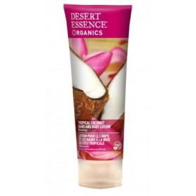 Org Trop Coconut H & B Lotion 237 ML - Desert Essence