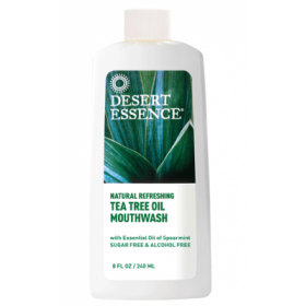 Tea Tree Oil Mouthwash 237 ML - Desert Essence