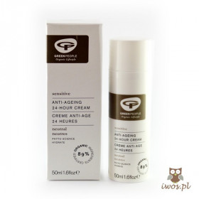 Neutral Scent Free 24Hour Cream - Green People
