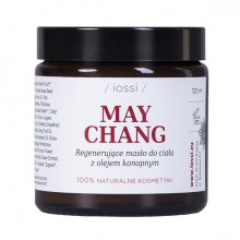 Masło do ciała May Chang 120 ml - Iossi