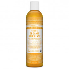 Cytrynowa płukanka Dr. Bronner - Citrus Hair Conditioner Rinse