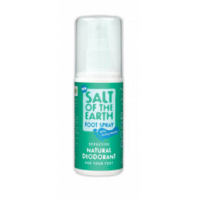Naturalny dezodorant do stóp w sprayu 100ml - Salt of the Earth
