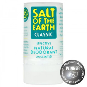 Naturalny dezodorant w kamieniu 90g - Salt of the Earth