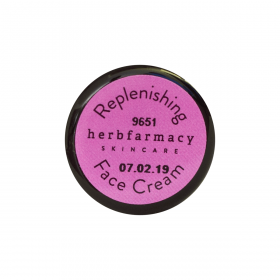 Krem odbudowujący do twarzy Replenishing Face Cream - MINI - Herbfarmacy