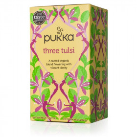 Herbata Three Tulsi - Pukka