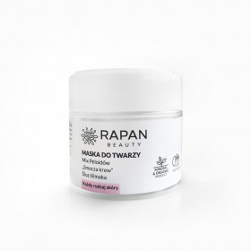 Maseczka Power of Nature INTENSIVE CARE - Rapan beauty
