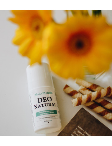Deo Natural Roll-on - Make Me Bio